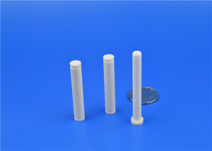 High Temperature Ceramic Solid Rod Electrically Insulating 3mm Zirconia Ceramic Rod